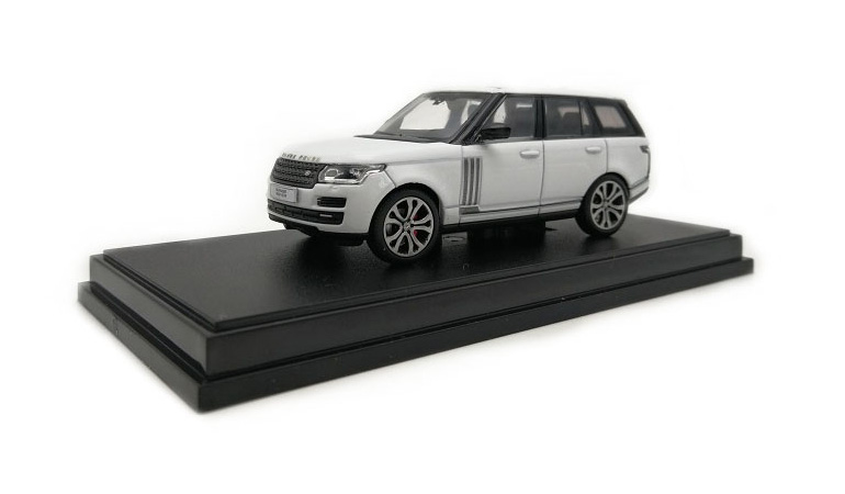LCD 64002WH E Range Rover Sv Autobiography Dynamic 2017 White 1-64 LCD Models