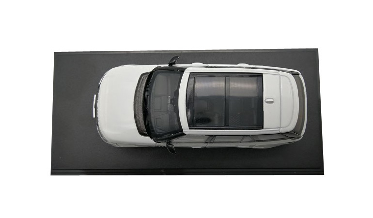 LCD 64002WH F Range Rover Sv Autobiography Dynamic 2017 White 1-64 LCD Models